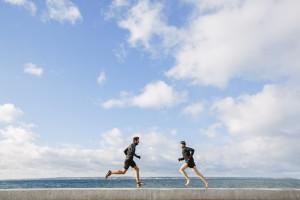 Några av de första konceptbilderna för införsäljningsprocessen av HBGM. Bilderna tagna av maratonfrun Lisa Wiksttrand