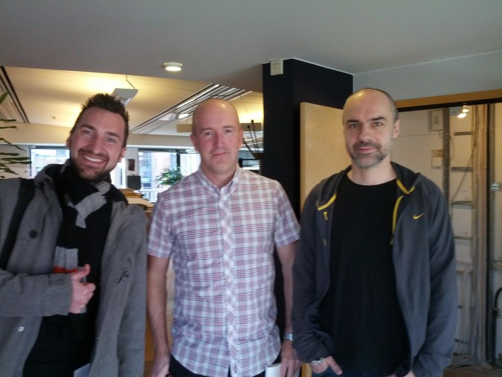Första gången jag träffade Magnus var på en intervju ca 65 dagar innan Helsingborg Marathon blev offentligt. Den 20 februari 2013, exakt fyra år sedan.